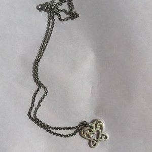 James Avery necklace with charm